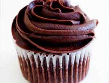 Cobertura para Magdalenas de Chocolate